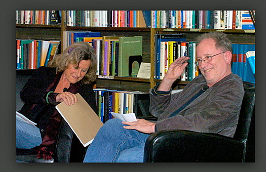 Bernadette Dohrn and Bill Ayers