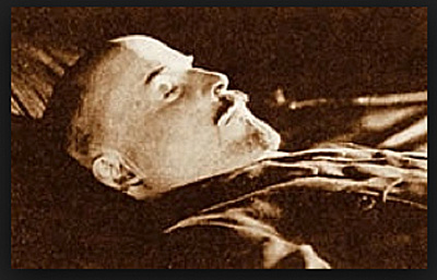 Death of Vladimir Lenin, 1924