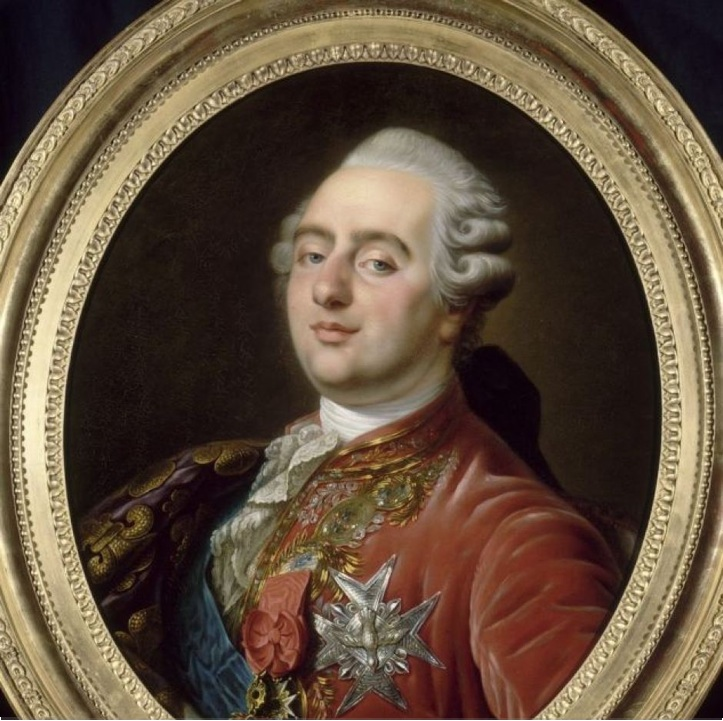 King Louis XVI of France