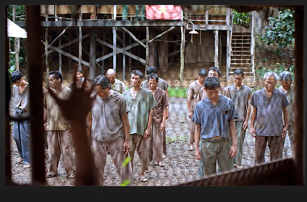 Re-education camp in Vietnam