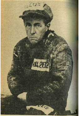 Solzhenitsyn in the gulag