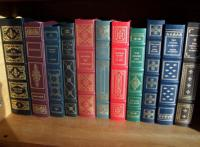 Franklin Library/Easton Press Collection of Classics, 12-volume set, leather bou